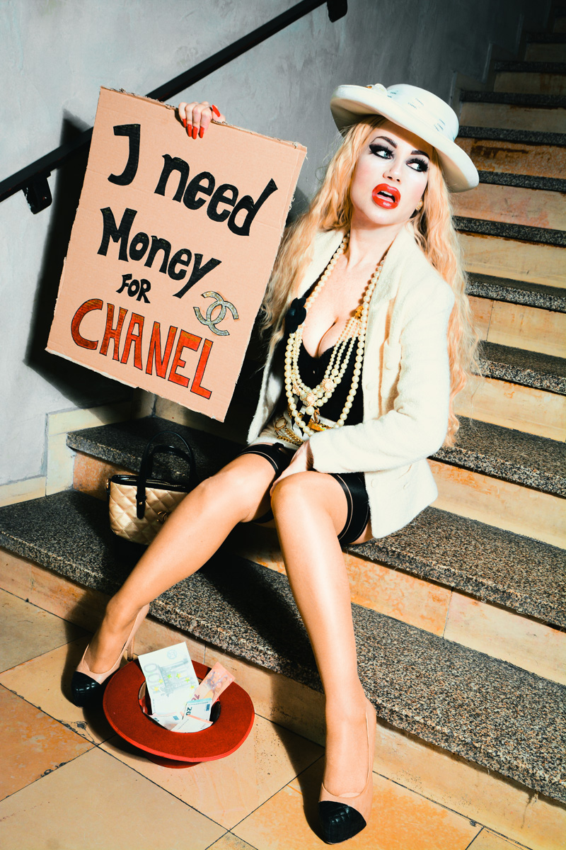 Money for Chanel